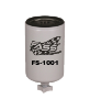 "FS-1001 - Titanium FASS Filter -  ""BLACK""  Pump Base / 1 Inch Thread (SKU: FS-1001)"