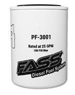 NEW - FASS PF-3001 - Fuel Filter