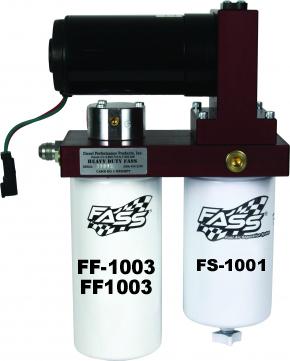 HD Series - Fuel Filter - 3 Micron